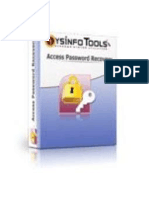 MDB Password Recovery Software