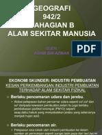 GEOGRAFI tingkata6 semester 2-sektor pembuatan