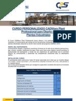 Curso Cadworx Plant Professional Dic III 2013