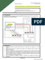 Práctica nº 9 Instalaciones de Telecomunicaciones PCPI - Aplicación de la ITC-2 a una vivienda