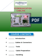 Telecommunication Cabling