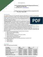 Analisis Estados Financieros Empresa