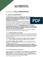 5081074 Introduccion a La Administracion