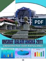 Unsrat Dalam Angka 2011