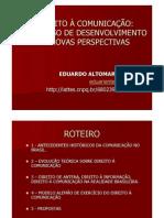 DIREITO À COMUNICAÇÃO_ APRESENTAÇÃO ESMPU.pdf