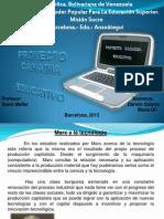 Proyecto Canaima Educativo (Presentacion)