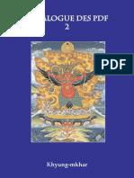 Khyung-Mkhar Catalogue No2