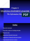 Chapter 6 Financial Statement Analysis