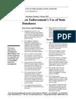 Legislative Audit Report