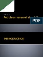 Petroleum Reservoir Simulation