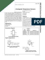 datasheet for LM45