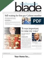 washingtonblade.com - volume 44, issue 8 - february 22, 2013
