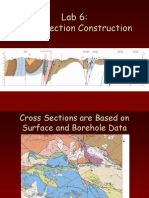 Cross section construction