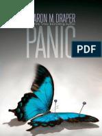Panic by Sharon Draper (Excerpt)