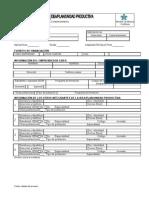 F09-41-003 Ficha de Inscripción de ideas - planes - unidad prod