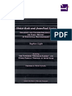 Shuzo Kuki and Jean Paul Sartre Influence and Counter Influence in the Early History of Existential Phenomenology.epub