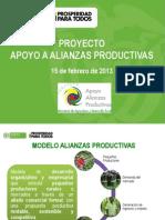 Presentación Alianzas Productivas-SENA