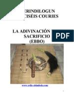 La Adivinacion y el Sacrificio (Ebbo)