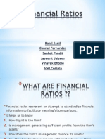 Rohil Financial Ratios