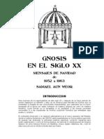 Gnosis Siglo Xx