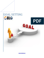 The Goal Setting Blueprint
