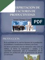 1.4 Factores de Prod.
