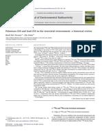 Journal Of Environment Radioactivity