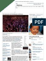 No Brasil, crescentes ameaças à Sway do catolicismo - NYTimes1