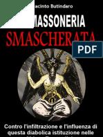 Libro La Massoneria Smascherata