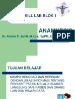 Anamnesis Blok 1