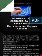 planificación estrategica trabajo maestria