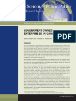 Government Owned Enterprises (Final)