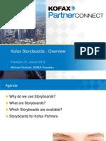 2.1_Kofax Partner Connect 2013_Nutzung Des Kofax Storyboards - Aus Der Perspektive Von Sales
