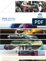 Annual Report TATA Motors