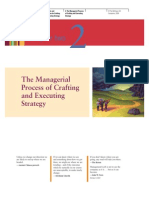 2. the Managerial Process of Crafting and Executing Strategy