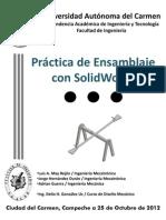 Práctica de Diseño con Solidworks.pdf