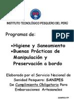 Guia Manual de Higiene y Saneamiento