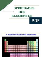 PROPRIEDADES__PERIODICAS