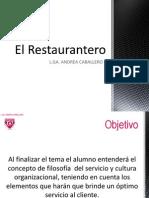 5. El Restaurantero