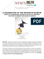 A Celebration Of The Brooklyn Museum
