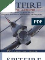 Osprey - Aerospace - Spitfire - Flying Legend - 60th Anniversary 1936-96