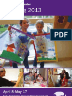 Spring 2013 Course Brochure