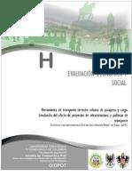 h Evaluacion Economica y Social
