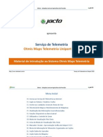 Utilização do Sistema Otmis Maps Telemetria