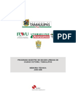 Tamaulipas Itavu Memoria 20t c9cnica