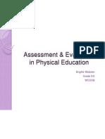 a  e in phys  ed