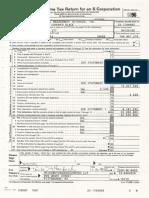 FMS 96 Tax Return