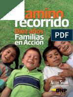 El Camino Recorrido. 10 años de Familias en Acción