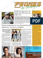 CAMPEONES de Aranjuez nº51 22-feb-13