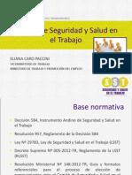 Presentacion Comite SST 2012 Servir